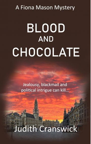 Blood and Chocolate – A Fiona Mason Mystery – Book 3