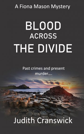Blood Across the Divide – A Fiona Mason Mystery – Book 5