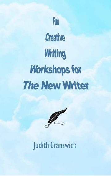 Fun Creative Writing Workshops for the New Writer