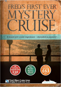 Mystery Cruise cover