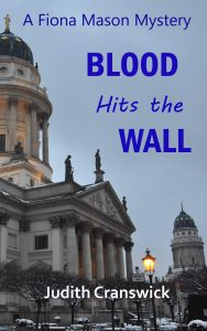 Blood Hits the Wall front cover copy