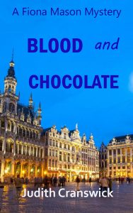 Blood and Chocolate eBook cover copy