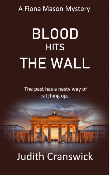 Blood Hits the Wall – A Fiona Mason Mystery – Book 4