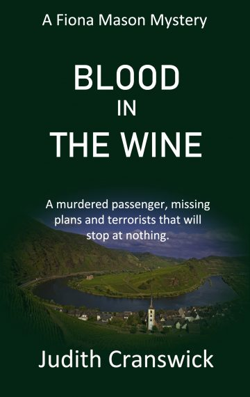 Blood in the Wine – A Fiona Mason Mystery – Book 2