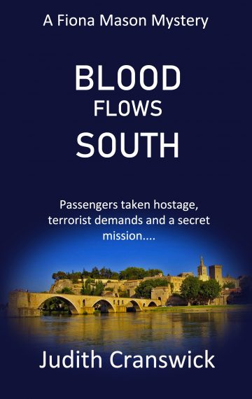 Blood Flows South – A Fiona Mason Mystery – Book 6